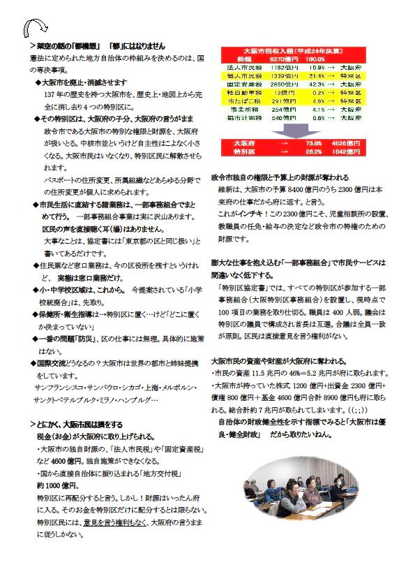 6~7)カジノはあかん!大阪市なくさんといて 3